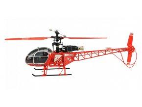 LAMA 4CH - jednorotorový vrtulník  Doprava zdarma