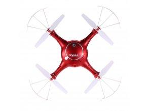 Syma X5UW FPV HD - rc dron s barometrom a možnosťou lietať naklápaním telefónu a podľa trasy (2.4Ghz)  Doprava zdarma