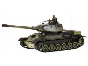 Súbojové tanky 2v1 Tiger vs T-34 1:28, 2.4Ghz