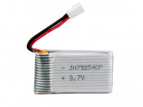 Náhradný silnejší akumulátor 3.7v 850mAh (Syma X5, X5SW, X5SC)