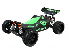 HotFire 5 Buggy 1:10 XL so striedavým motorom