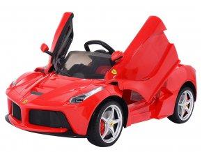 Elektrické autíčko Ferrari LaFerrari 12v originál licencia