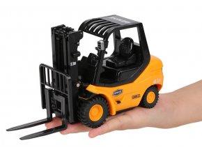 RC mini vysokozdvižný vozík na ovládanie