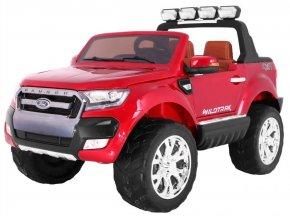 Elektrické autíčko Ford Ranger Wildtrak LUX verzia 4x4 s LCD obrazovkou NOVINKA 2017