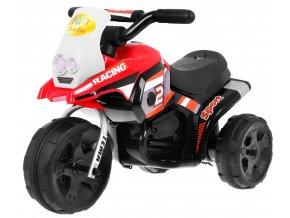 Elektrická motorka  pre deti MINI