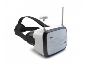 "SkyRC Google FPV Immersion GO HD (5.8GHz, 40CH, 600p, HDMI, 7"", FOV65)"