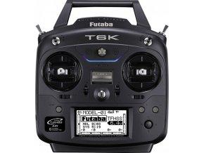 RC súprava Futaba T6K 6CH 2,4 GHz T-FHSS + prijímač R3006SB