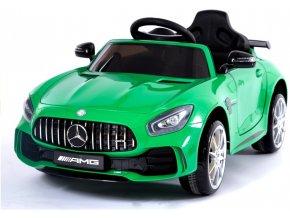 Mercedes AMG GTR Novinka 2018