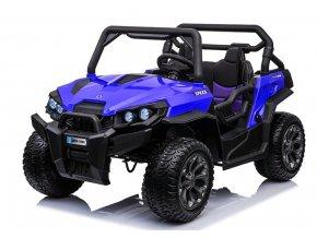 Elektrické autíčko JEEP UTV-MX PRO 4x4 24V EVA kolesá 4X MOTOR
