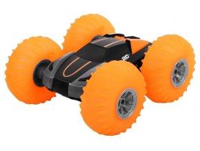 BounceStorm 2.4 Ghz Oranžová - NEZNIČITELNÉ OBOJŽIVELNÉ RC AUTO