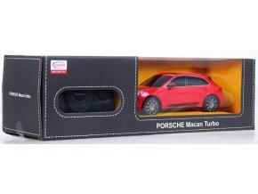 Rastar Porsche Macan Turbo 1:24 - licencované rc auto na diaľkové ovládanie