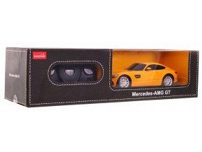 Rastar Mercedes AMG GT 1:24 - licencované rc auto na diaľkové ovládanie