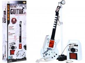Elektrická gitara + zosilňovač HK9010D