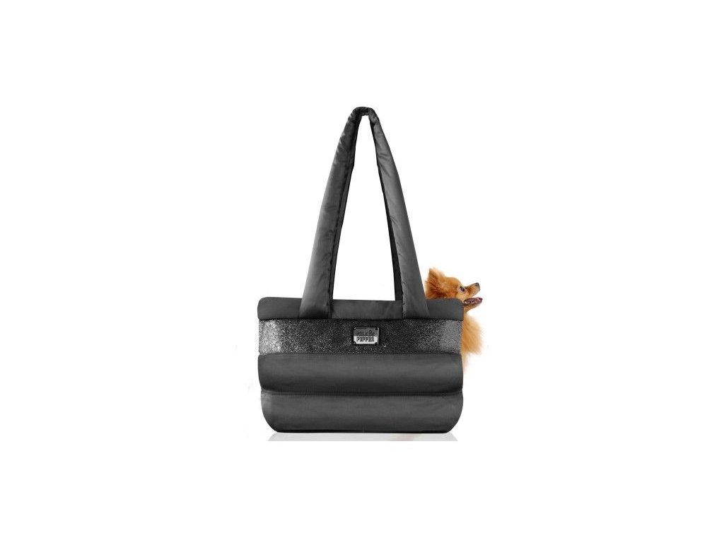 sac capsule noir