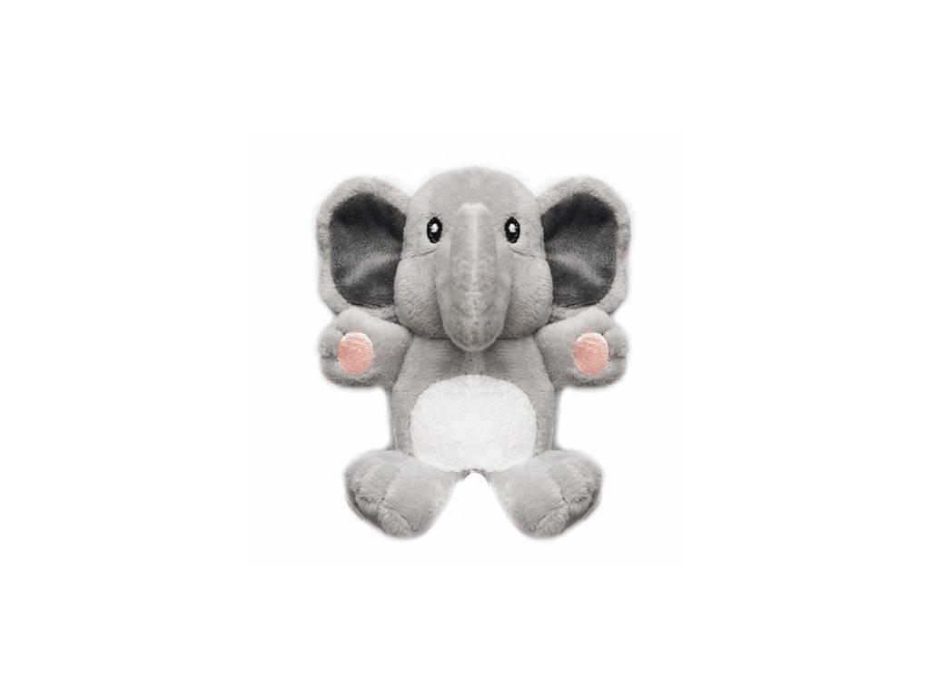 jouet chien elephant
