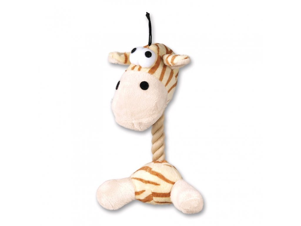 Hračka pro psa Lolly Žirafa