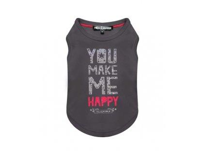 t shirt happy