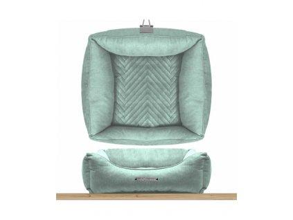 sofa carre dehoussable saint germain acqua