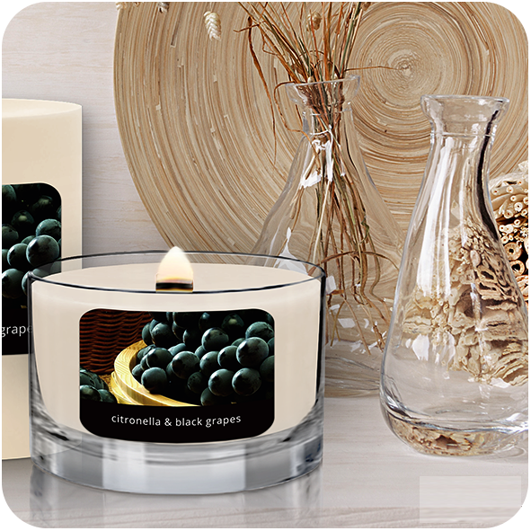 WOOD WICK CANDLES