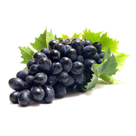vune-ripe-black-grapes