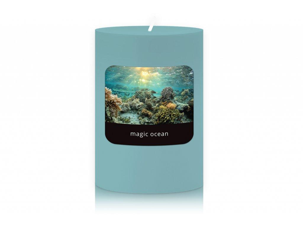 JCandles STOLNI SVICKA 0007 MAGIC OCEAN