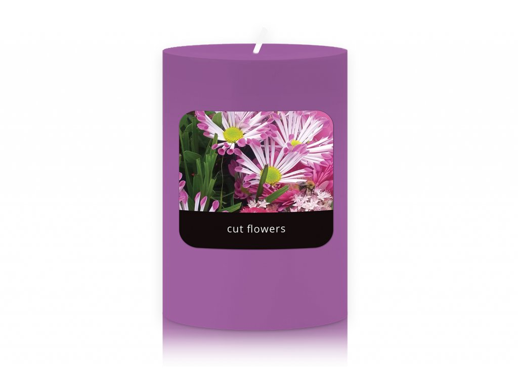 JCandles STOLNI SVICKA 0004 CUT FLOWERS