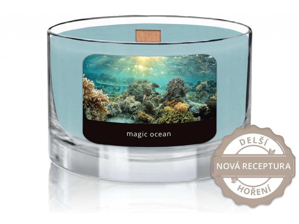 JCandles color intensive wood wick 0017 MAGIC OCEAN1