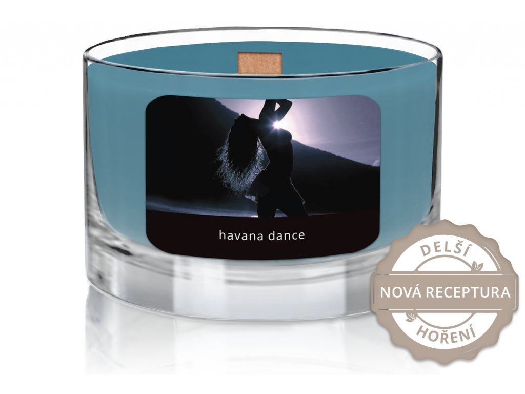 JCandles color intensive wood wick 0019 HAVANA DANCE1