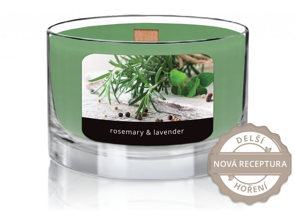 JCandles color intensive wood wick 0015 ROSEMARY LAVENDER1