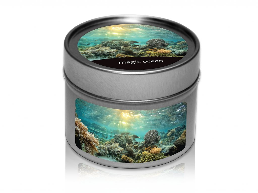 jcandles plechovka magic ocean