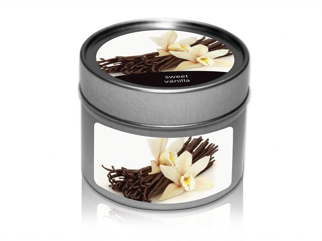 jcandles plechovka sweet vanilla