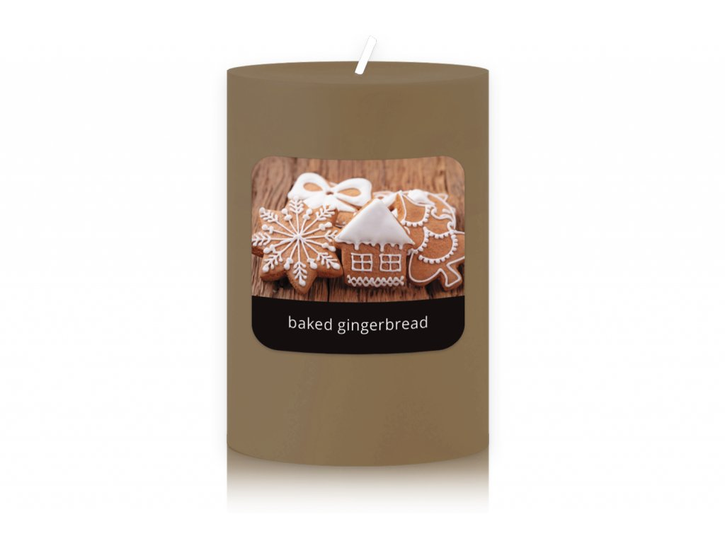 JCandles STOLNI SVICKA 0004 gingerbread