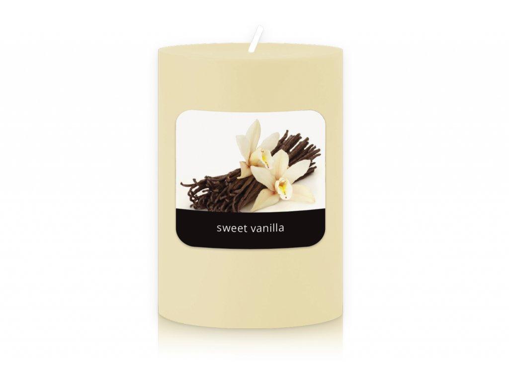 JCandles STOLNI SVICKA 0002 vanilla