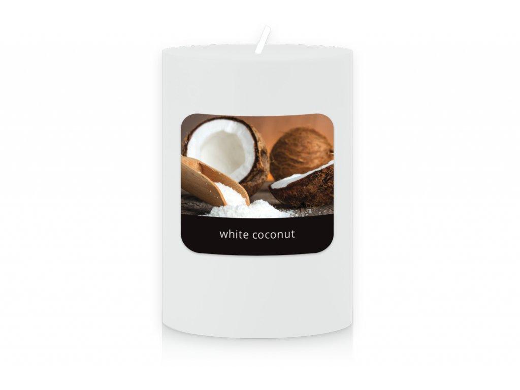 JCandles STOLNI SVICKA 0001 coconut