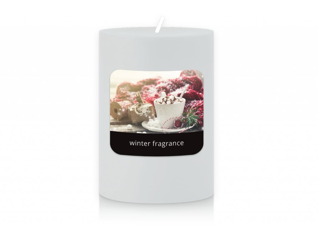 JCandles STOLNI SVICKA 0005 winter fragrance