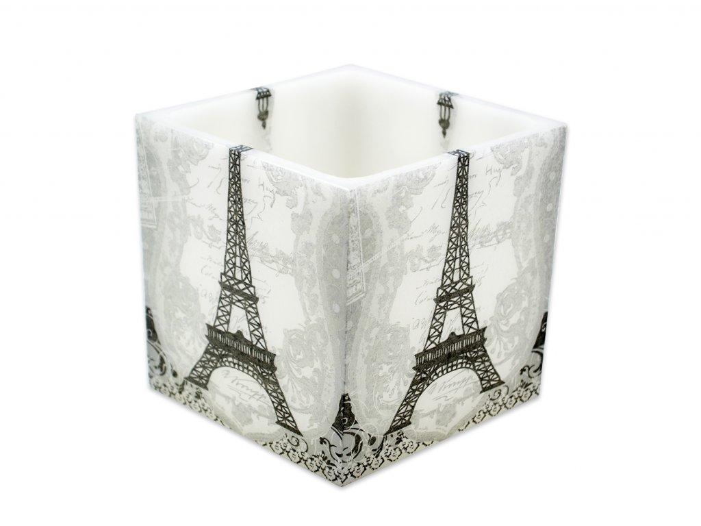 paříž šedá A