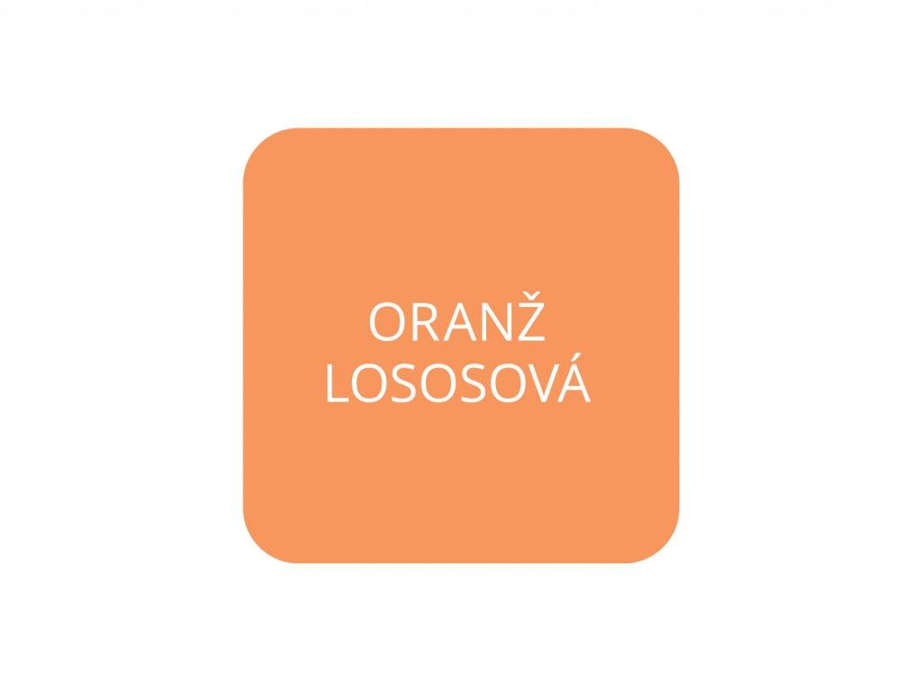 jcandles barva tekuta oranz lososova