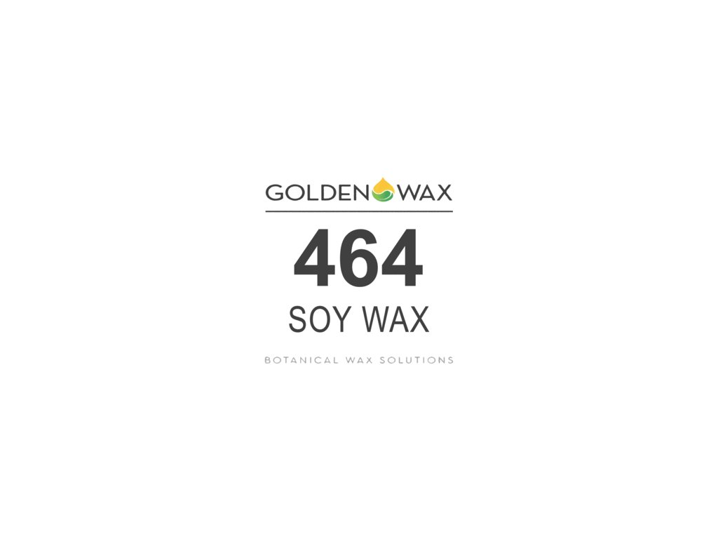 Soy wax do skla | ECO Golden Brands GW 464