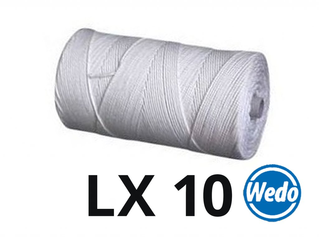 jcandles knoty na spulce wedo LX10
