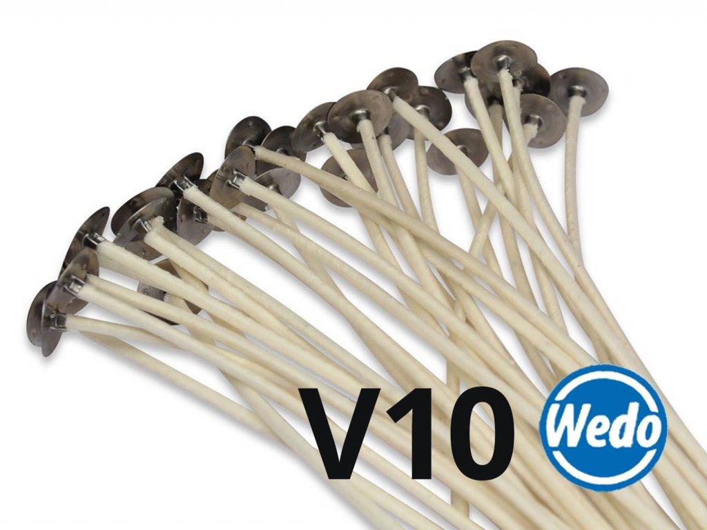 jcandles knoty s pliskem wedo V10