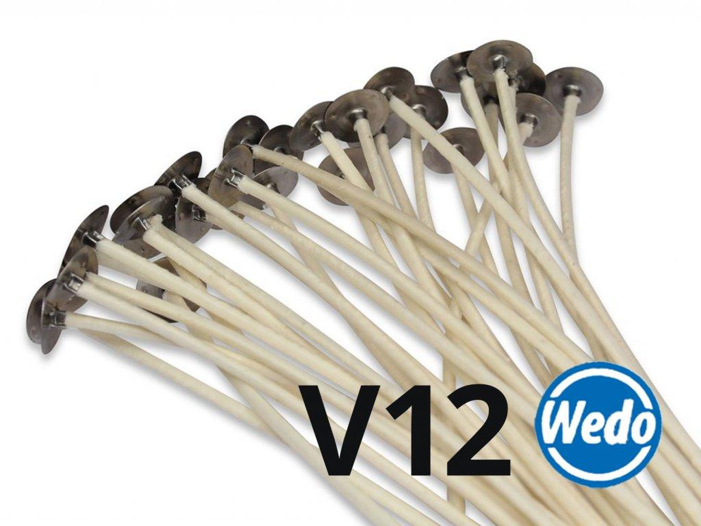 jcandles knoty s pliskem wedo V12