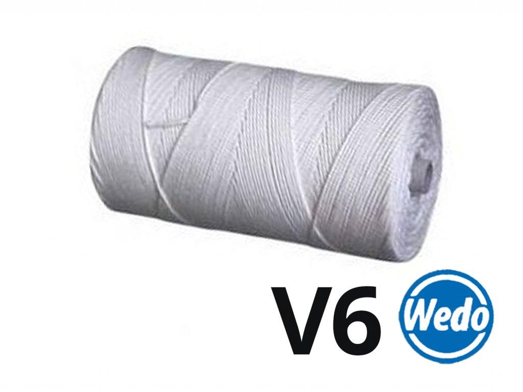 jcandles knoty na spulce wedo V6