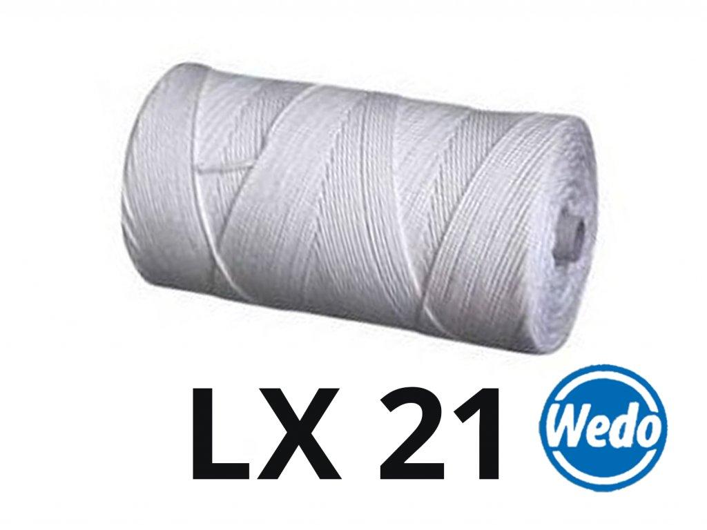 jcandles knoty na spulce wedo LX21