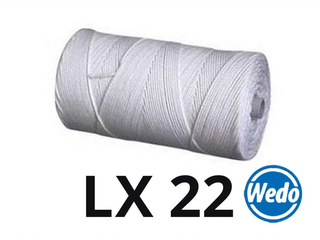jcandles knoty na spulce wedo LX22