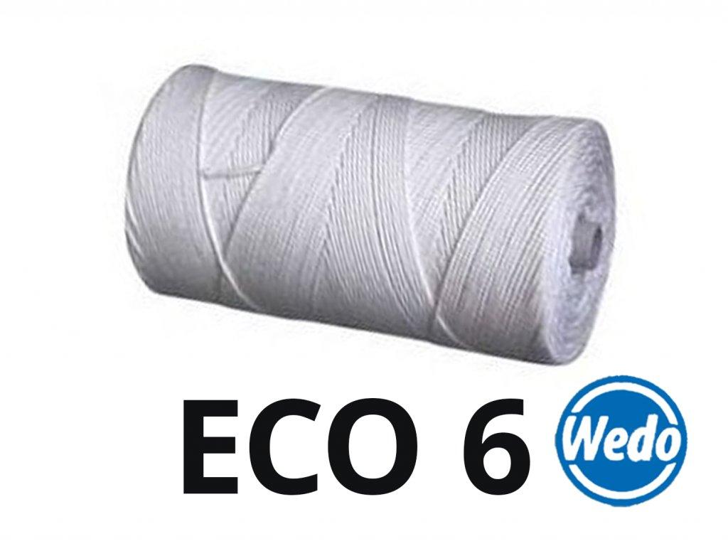 jcandles knoty na spulce wedo ECO6