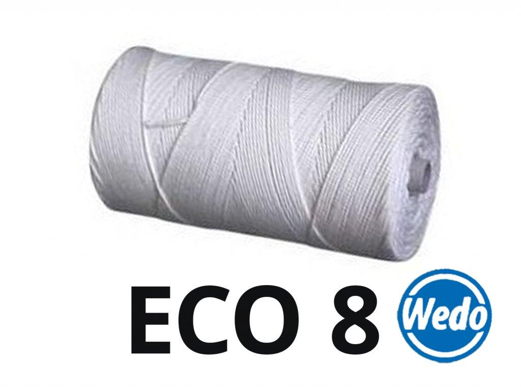 jcandles knoty na spulce wedo ECO8