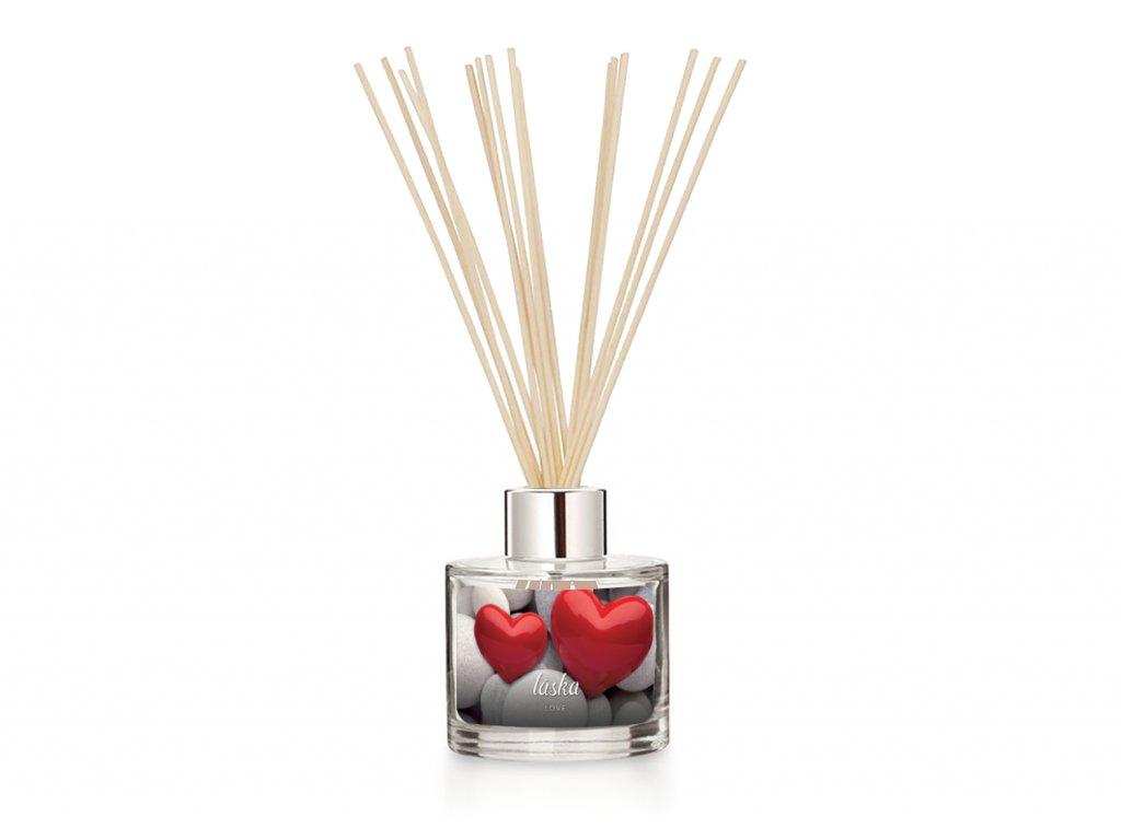 Difuzer svetle tyčinky pure love