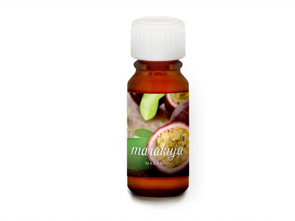 color aroma oil maracua