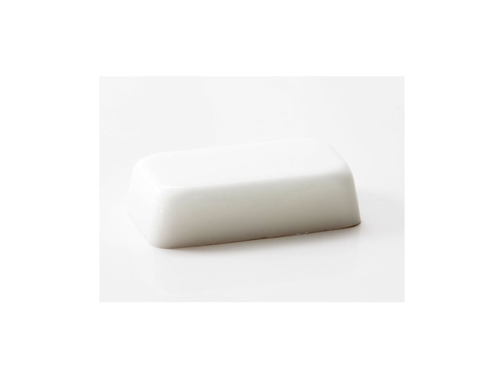 Mýdlová hmota | crystal donkey milk s oslím mlékem