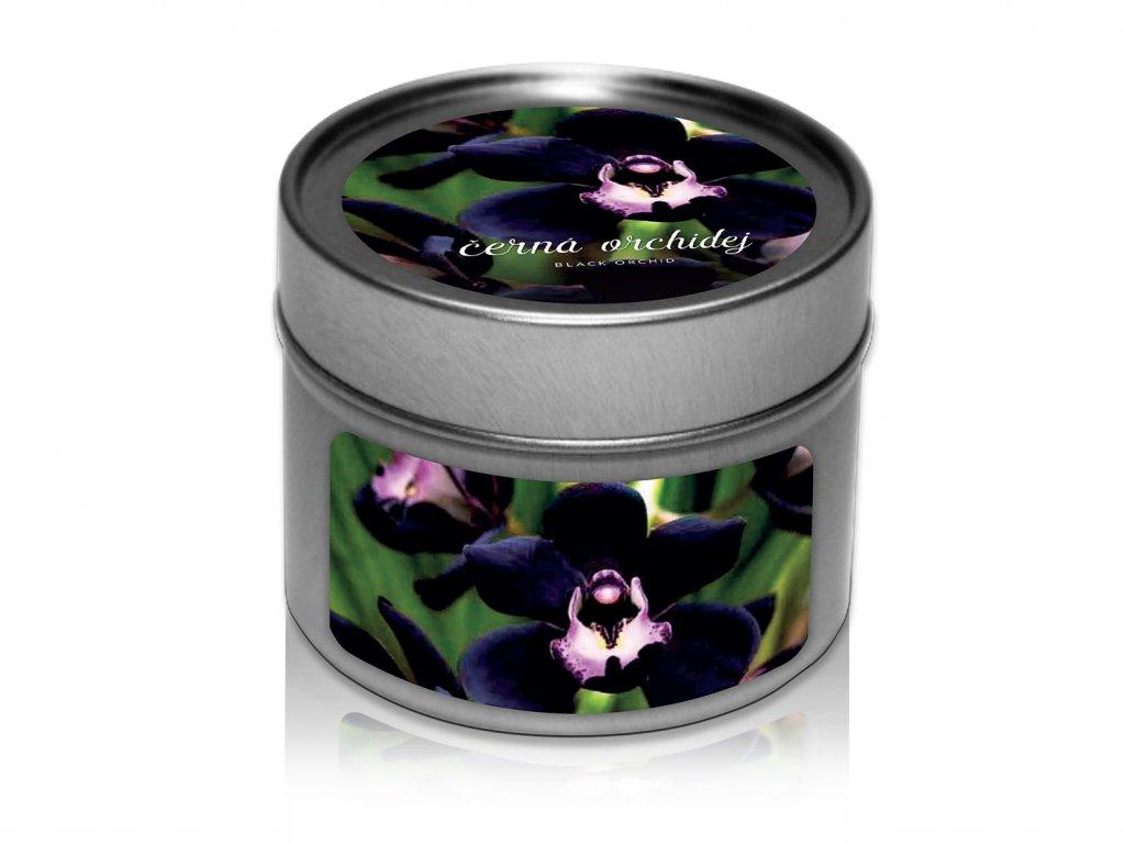 jcandles plechovka black orchid